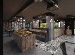 Utopia Development Loft Project - Restaurant Photos1