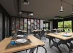 Utopia Development Loft Project - Restaurant Photos2