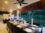 3a Balcony & Dining