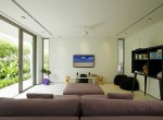 14-Villa Roxo - Entertainment room design