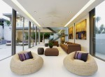 4-Villa Roxo - Living spaces layout