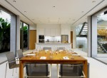 Villa Roxo - Dining area design