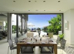 Villa Roxo - Dining area outlook