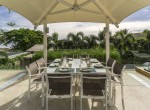 26-Villa Roxo - Outdoor dining area